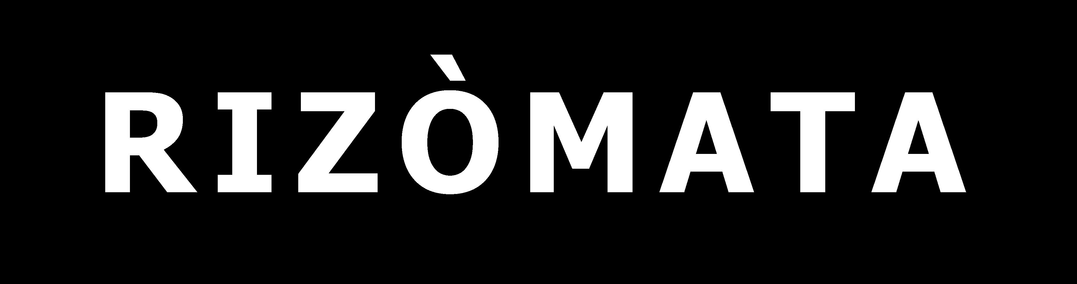 RIZÒMATA
